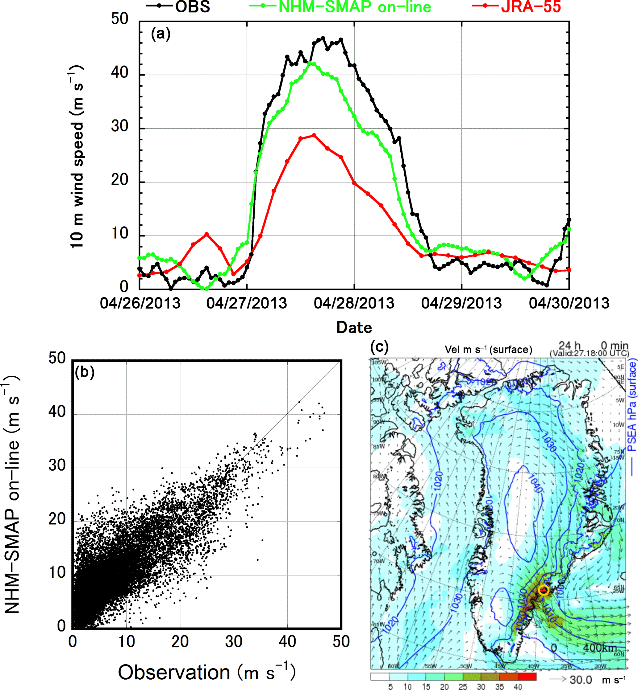 TC - NHM–SMAP: spatially and temporally high-resolution