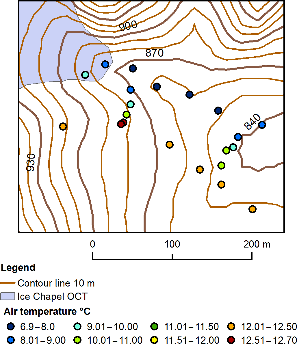 TC - Avalanches and micrometeorology driving mass and energy balance