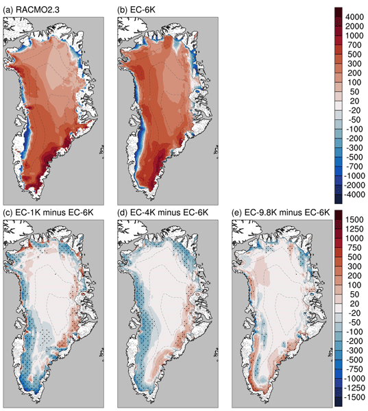 TC - Relations - Drifting snow measurements on the Greenland