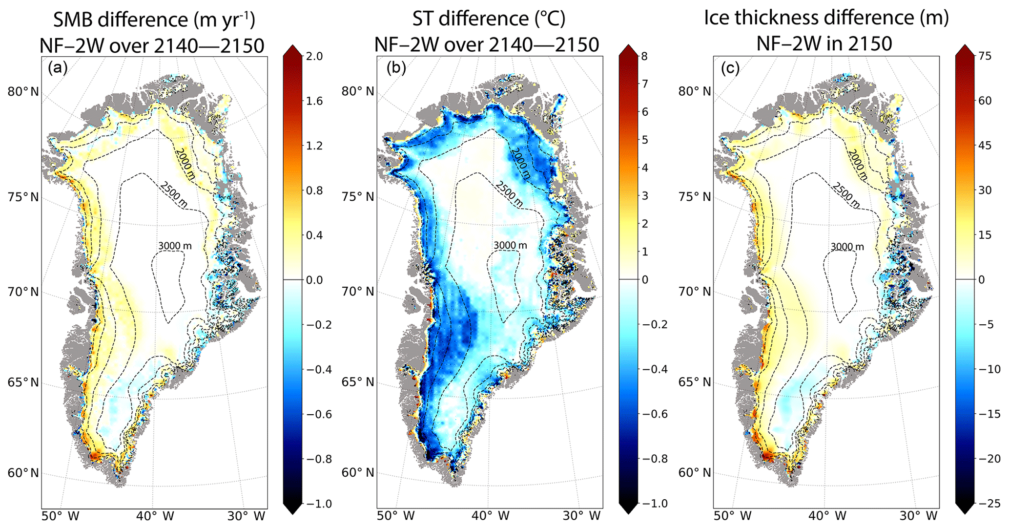 TC - Assessment of the Greenland ice sheet–atmosphere